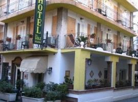 Hotel Del Sole, Giardini Naxos