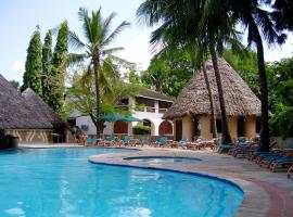 Pinewood Beach Resort and Spa, Galu