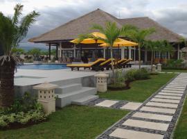 Villa Pelangi Bali, Banjar