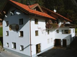 Haus Dorfschmied, Flirsch