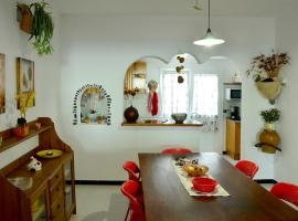 Casa Leyna, El Golfo