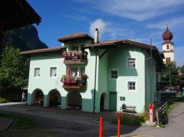 Casa Magoa, Canazei