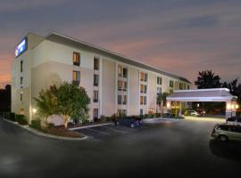 Best Western Plus University Inn, Wilmington
