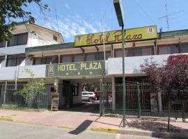 Hotel Plaza Los Andes, Los Andes
