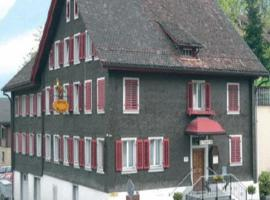 Hotel Rössli, Goldau