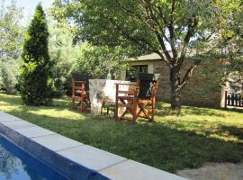 Viki's Romantic House, Skopje