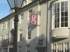 The George In Rye, Rye