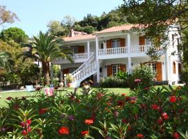 Villa Karidia, Asprogerakata