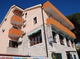 Hotel Fiammanti, Herceg-Novi