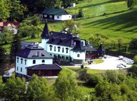 Hotel Zlatý Orel, Ostravice