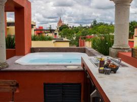 Rosewood Villas #3, San Miguel de Allende