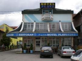 Motel Plavi, Tešanj