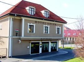 Adler Hotel, Budaörs