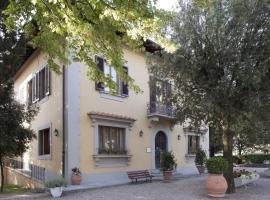 Villa Saulina, Lastra a Signa