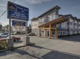 Best Western Peace Arch Inn, White Rock