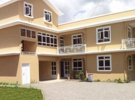 L'Ile Maurice Hostel