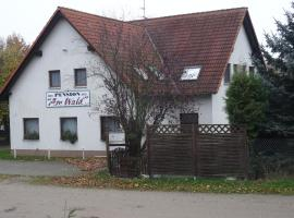 Hotel-Pension Am Wald, Zossen