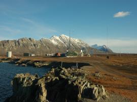 Isfjord Radio, Kapp Linné