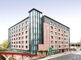 Premier Inn Manchester Salford Central, Manchester