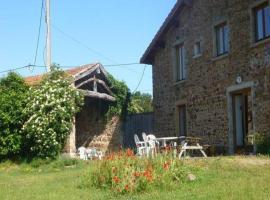 La Maison d'Alto, Saint-Symphorien-de-Lay