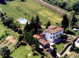 Villa Rossini, Lucca