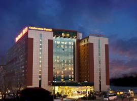 RIN Grand Hotel, Bucharest