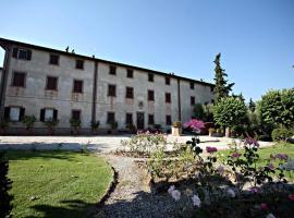 Villa Cenami Sogno, Badia Cantignano