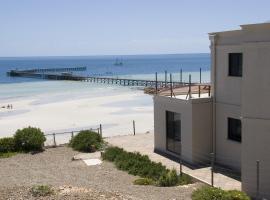 Cliff House Beachfront Villas, Moonta