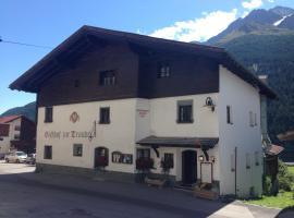 Gasthof zur Traube, Pettneu am Arlberg