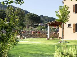 Villa Aiali, Marina di Campo