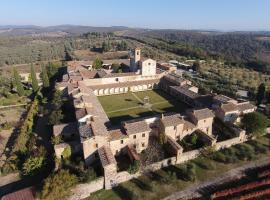 Certosa di Pontignano Residenza d'Epoca