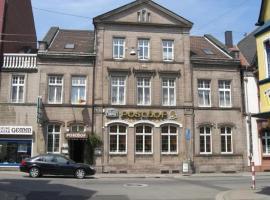 Hotel Posthof, Sankt Wendel