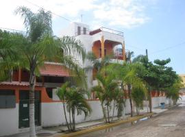 Hotel Del Rio, Rincon de Guayabitos