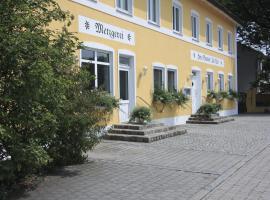 Hotel Gasthof Alte Post, Švēga pie Minhenes
