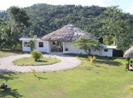 Mayan World Adventures, Estero Franco