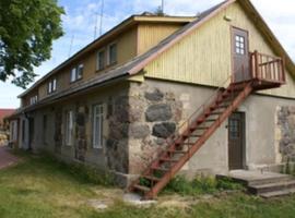 Mihkli Guest House, Matsuküla