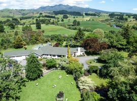 Somersal Bed & Breakfast, Pirongia