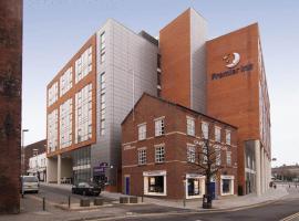 Premier Inn Preston Central, Preston