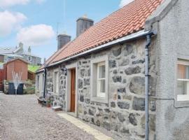 Starfish Cottage, Portsoy