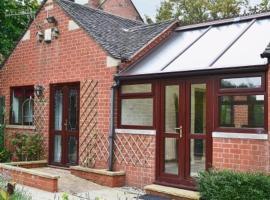 Villa Lodge, Cheddleton