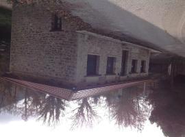 Villa Acroria, Mega Chorio