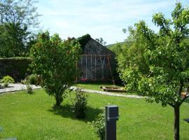 Cabernet Vendégház, Szentantalfa