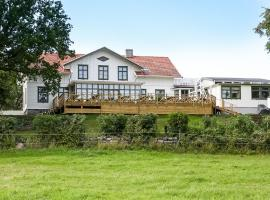 Jordhammars Herrgård SVIF Vandrarhem, Ödsmål
