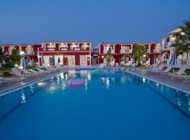 Hotel Yakinthos, Laganas