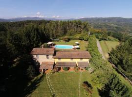 Agriturismo I Pianacci, Uzzano