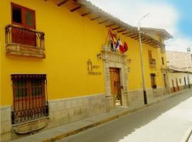 Portada Del Sol, Cajamarca