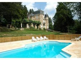 Villa in Saone Et Loire, Tintry
