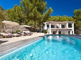 Villa in San Jose Ibiza XIV, איביזה העיר