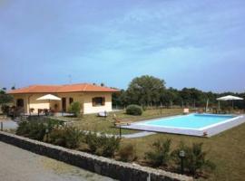 Villa in Castelgiorgio, Canonica