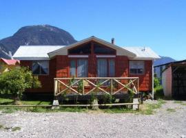 Cabañas Ayelen, Puerto Aisén